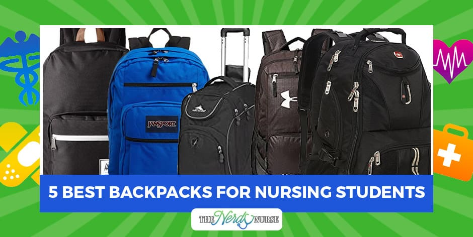 ebcdd279dca5 5 Best Backpacks for Nursing Students