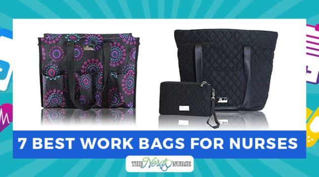 7 Best Work Bags for Nurses