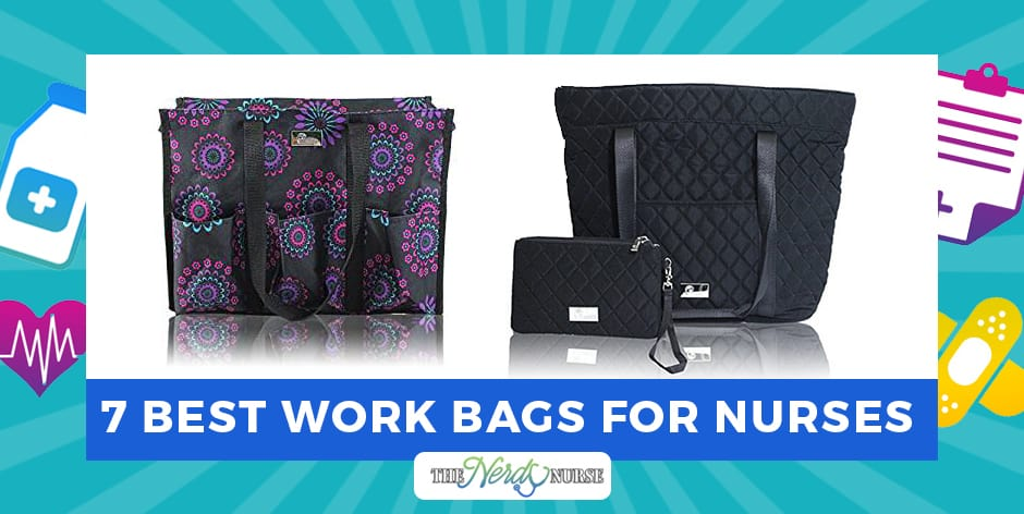 7 best work bags for nurses