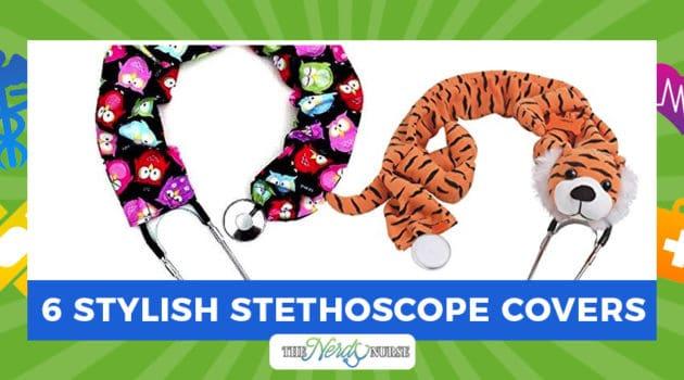 6 Stylish Stethoscope Covers