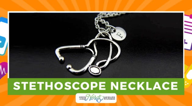 Stethoscope Necklace – Wear Your Profession with Pride