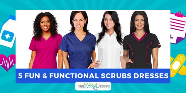 5-fun-and-functional-scrub-dresses