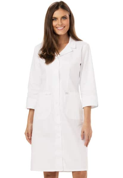 Dickies Button Front Scrub Dress