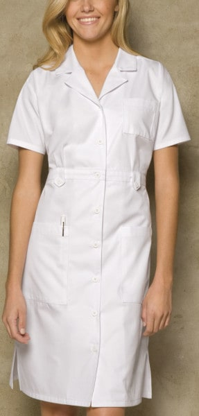 Dickies Button Front Dress