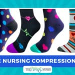 7+ Cute Nursing Compression Socks