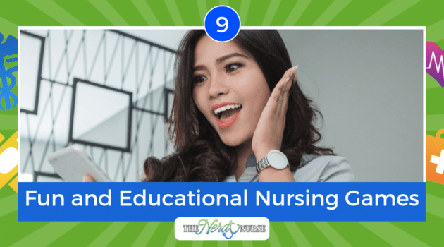 9 Fun and Educational Nursing Games