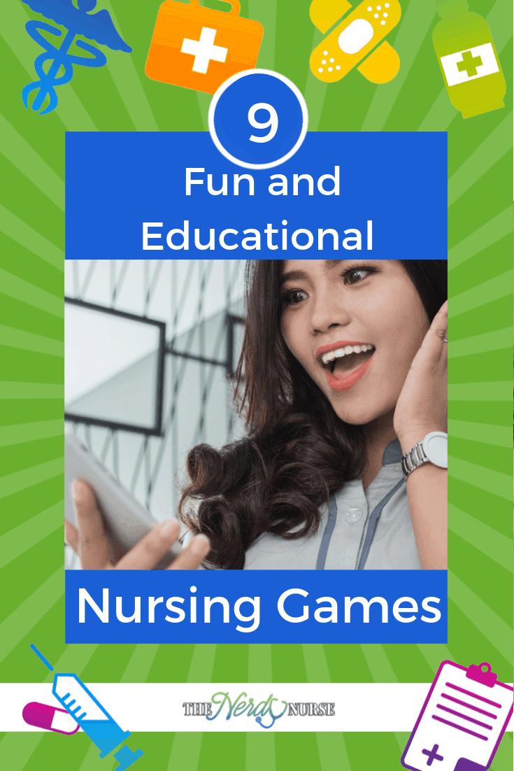9 Fun and Educational Nursing Games
