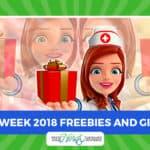 Nurses Week 2018 Freebies and Giveaway