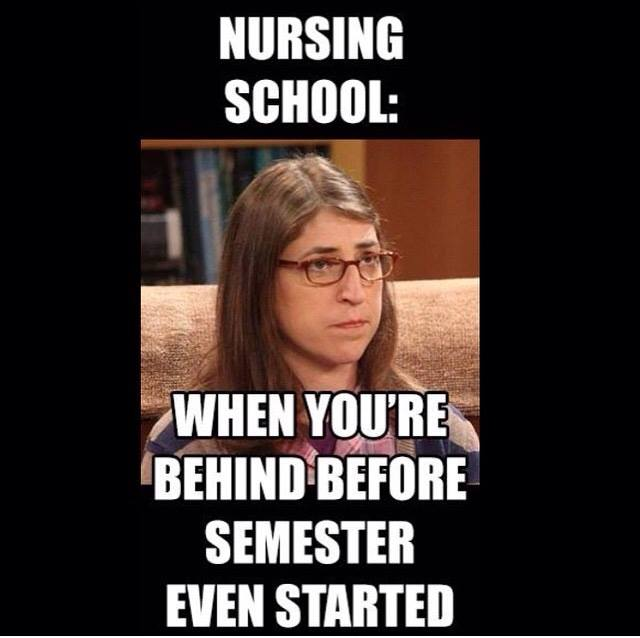 17 Hilarious Nursing School Memes For Every Student