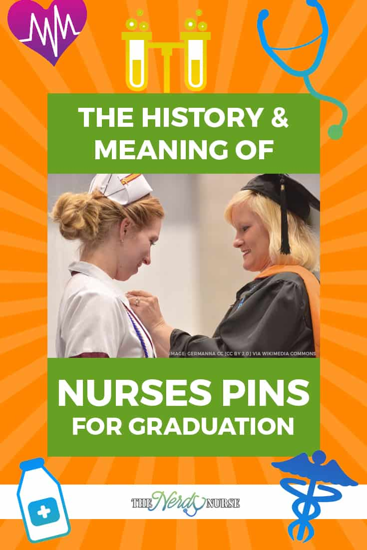 The History & Meaning of Nurses Pins for Graduation