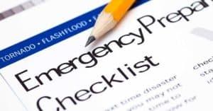 National Preparedness Month! Plus win a $25 Amazon Gift Card