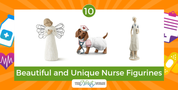 10 Beautiful and Unique Nurse Figurines