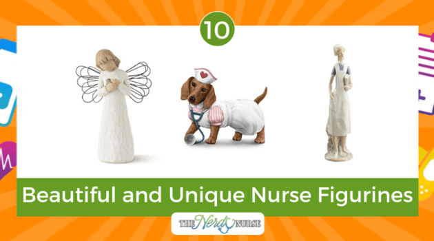 10 Beautiful and Unique Nurse Figurines