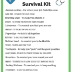 Make Your Own New Nurse Survival Kit