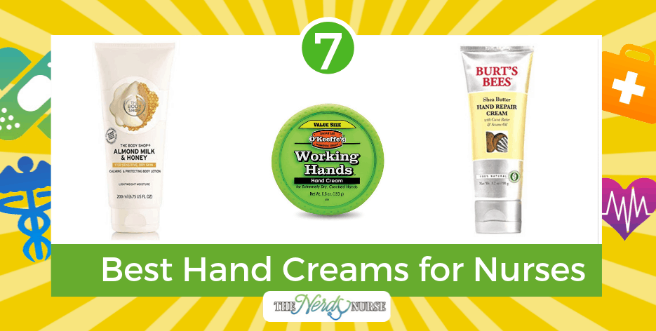 The 7 Best Hand Creams for Nurses