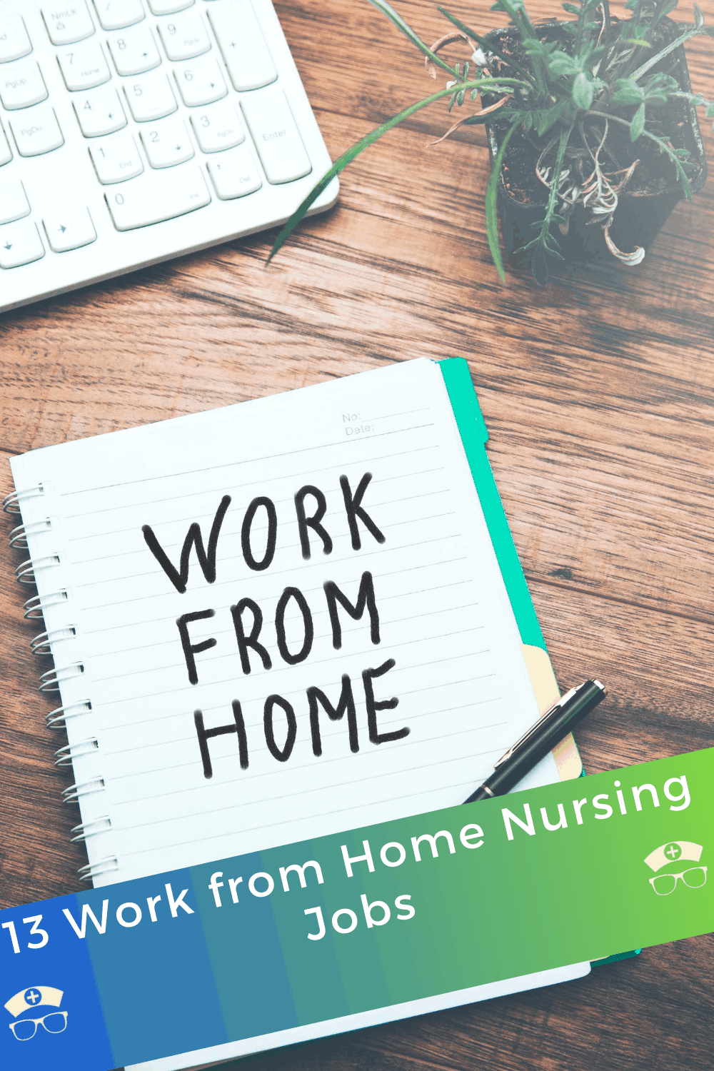 Working from home can really be a Godsend. Working from home is indeed an ideal situation. But is working from home possible in all professions, especially healthcare? To put it bluntly, are there ways a registered nurse can work from home? #thenerdynurse #nurse #nurses #workfromhome #nursejobs