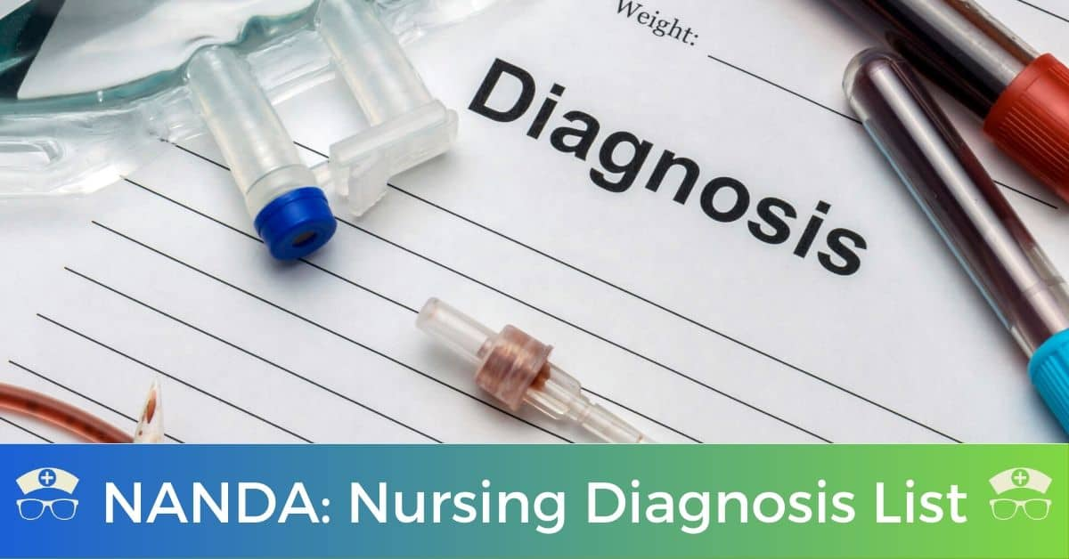 NANDA: Nursing Diagnosis List