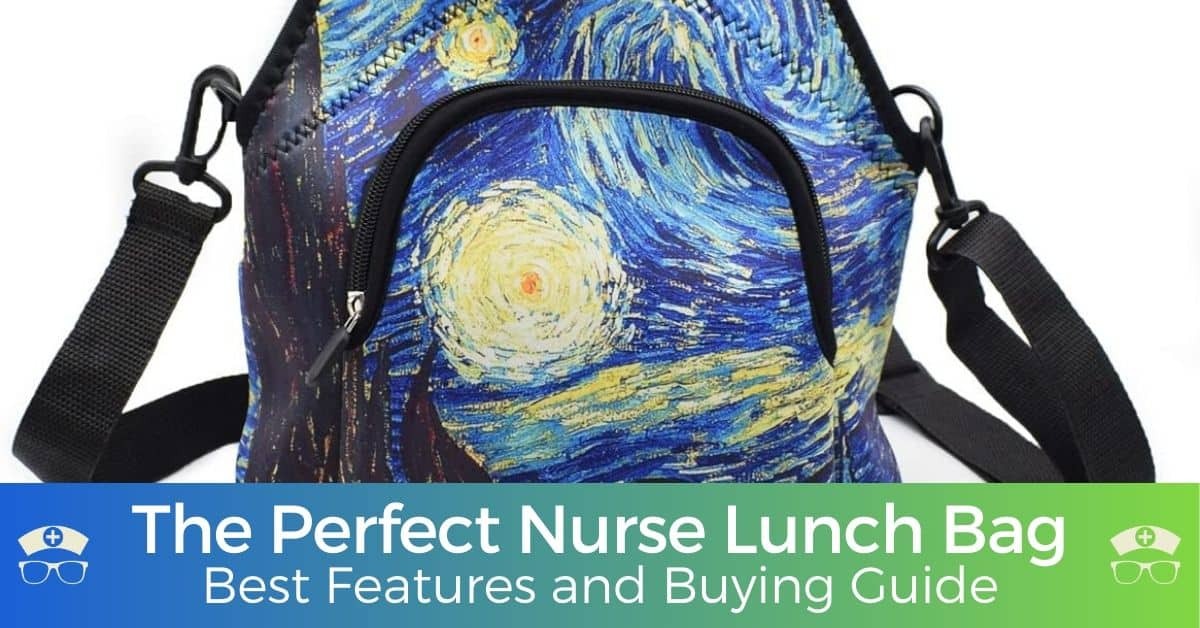 The Perfect Nurse Lunch Bag