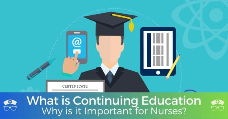 What is Continuing Education and Why is it Important for Nurses?