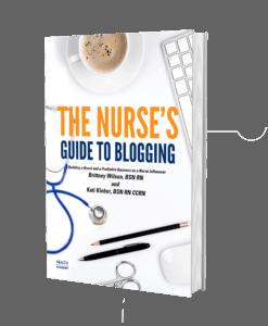 The Nurses Guide to Blogging Book