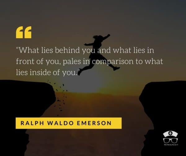 Morning quotes by Ralph Waldo Emerson