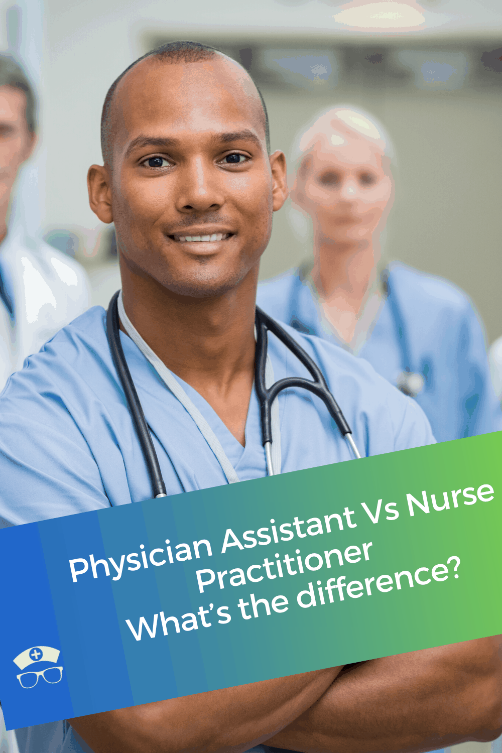 Physician Assistant Vs Nurse Practitioner - What's the difference? Are you debating between becoming a physician assistant vs nurse practitioner? Let's look at the differences so you can pick the right one for you. #thenerdynurse #nurse #nurses #nursespeciality #nursepractitioner #physicianassistant #pa #np