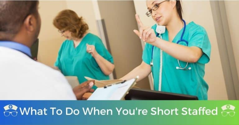 What To Do When You're Short Staffed