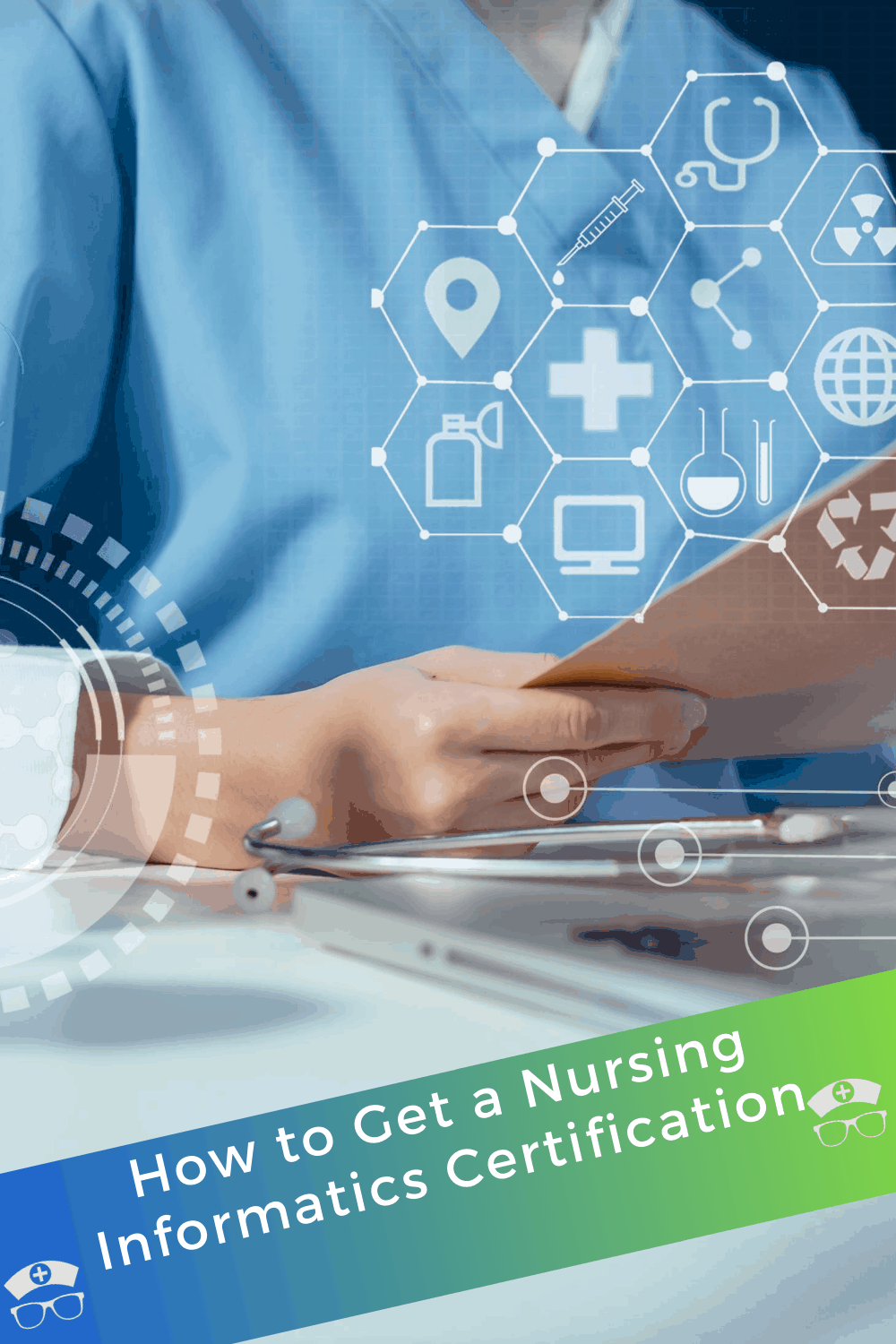 How to Get a Nursing Informatics Certification. If you have ever wanted to get into this new career field, this is everything you need to know about how to get a nursing informatics certification. #thenerdynurse #nurse #nurses #nursespeciality #informatics #certifications