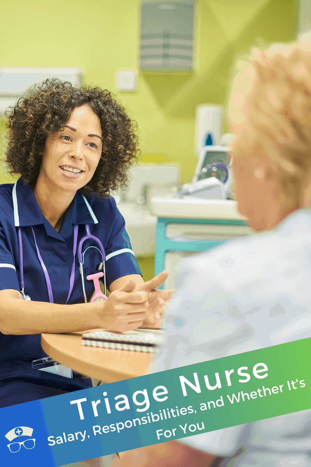 Triage Nurse Salary, Responsibilities, and Whether It's For You. Is being a telephone triage nurse the job for you? Learn about how much a triage nurse makes, what they do, and how to qualify for this job. #thenerdynurse #nurses #nurse #triage #triagenurse #nursingspecialties #nursespecialties #specialties