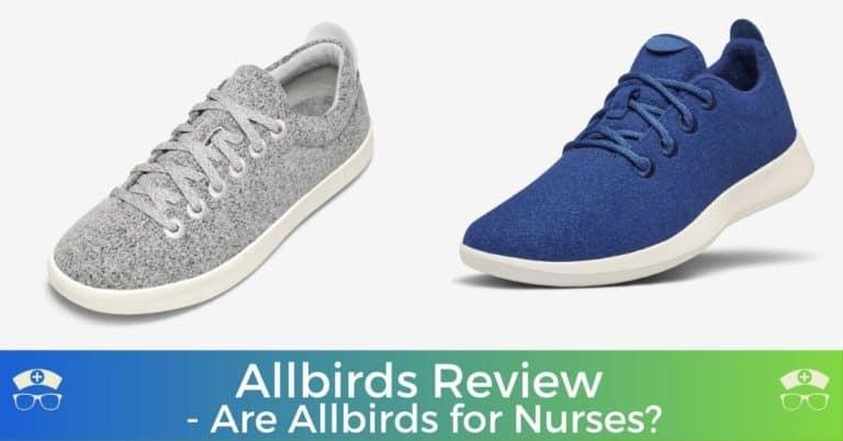 Allbirds Review - Are Allbirds for Nurses?