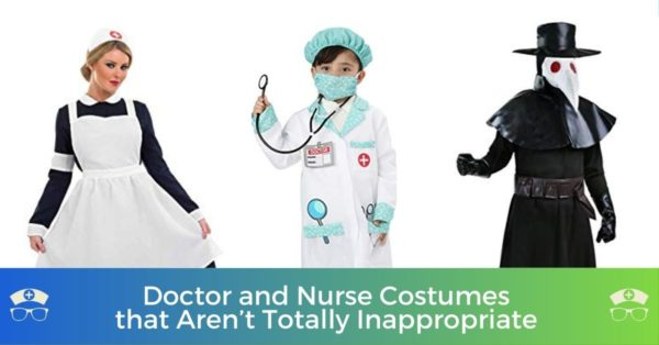 Doctor and Nurse Costumes that Aren't Totally Inappropriate