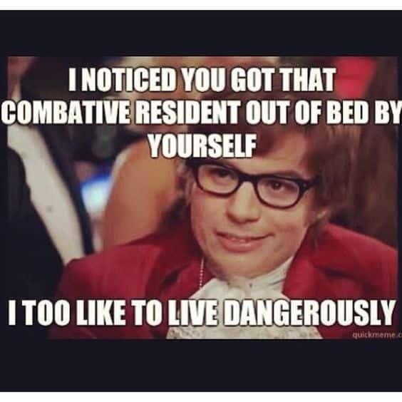 Funny CNA Meme Austin Powers