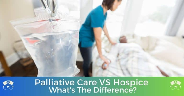 Palliative Care VS Hospice - What's The Difference?