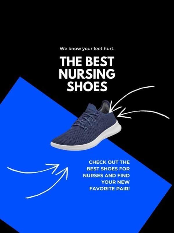 The Best Nursing Shoes 642