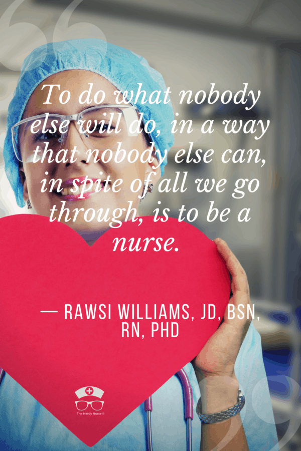 25 Inspirational School Quotes That Will Motivate You In Nursing School. When you feel stressed out, just read these inspirational school quotes. They will motivate you to keep working hard! #thenerdynurse #nurse #nurses #nursequotes #nursemotivation #nursingschool #motivation