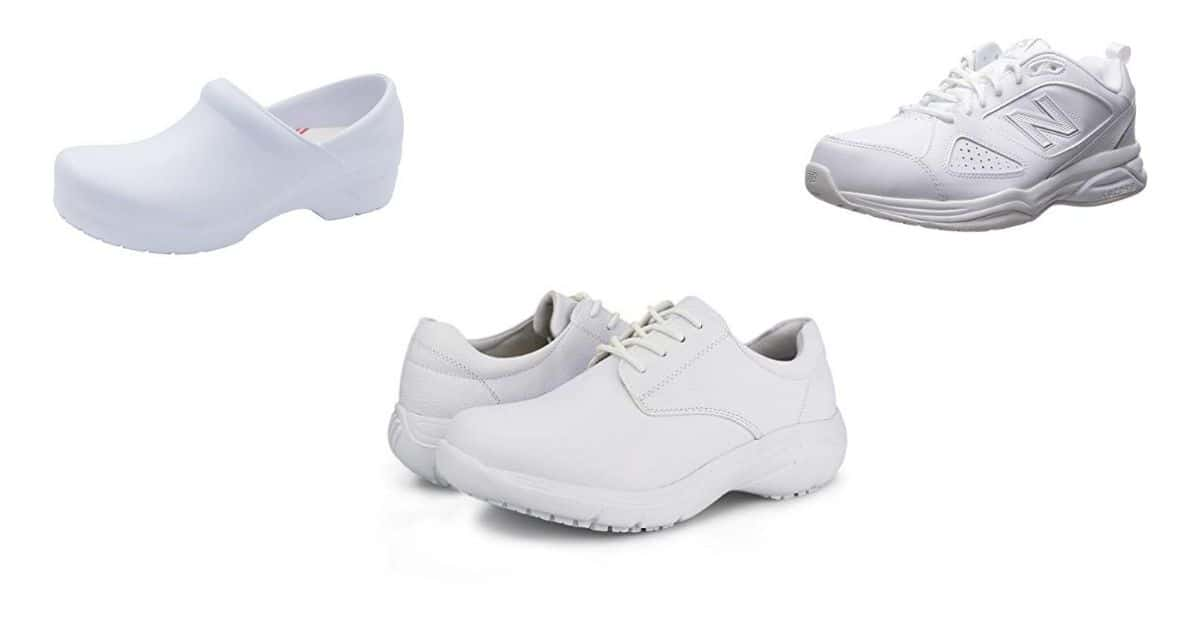 The Best White Shoes For Nursing Students